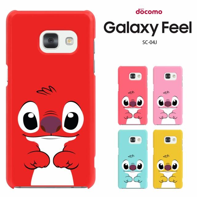 0634911c98 Samsung Galaxy Feel SC-04J ケース ギャラクシーフィール SC04J カバーケース ハードケース カバー キャラ