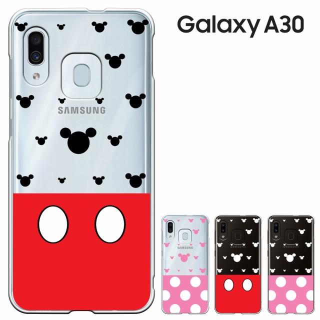 Galaxy A30 ケース ギャラクシーA30 カバー SCV43...