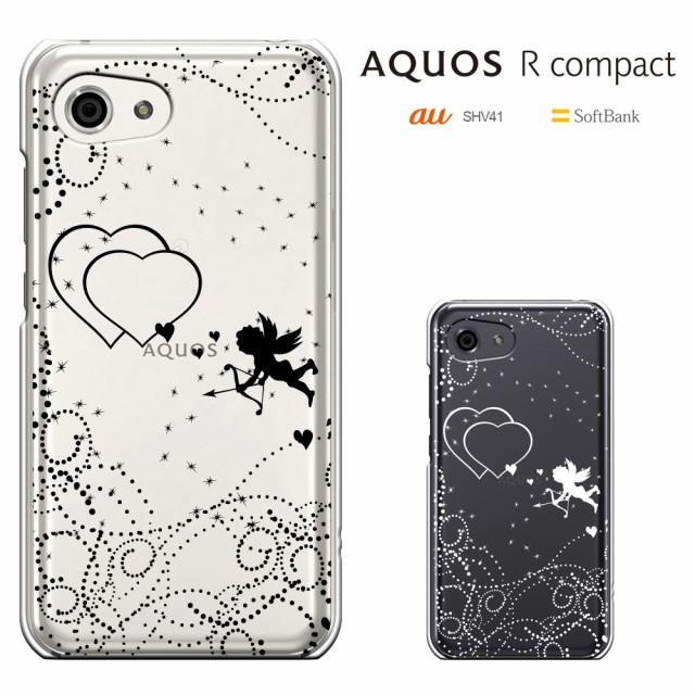 AQUOS R compact SHV41 ケース sh-m06 アクオス ...