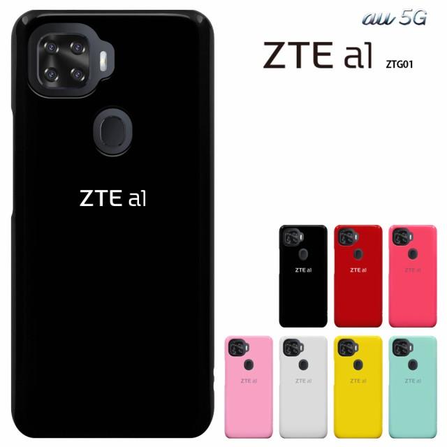 ZTE a1 ZTG01 ケース ゼットティーイーa1 カバー ...