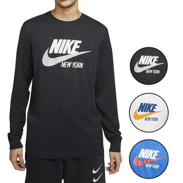 NIKE ナイキ Tシャツ ロンT 長袖Tシャツ メンズ ...