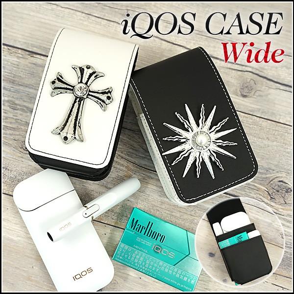 アイコスケース WIDE iQOS iQOSケース タバコ ipo...