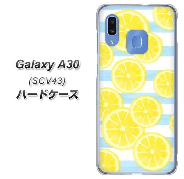 au Galaxy A30 SCV43 ハードケース / カバー【YJ1...