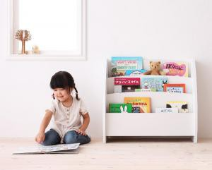 本 棚 CREA rack 整理 子供 絵本 収納 本棚 通園 ...