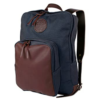 Duluth Pack Deluxe Laptop Backpack (Navy)