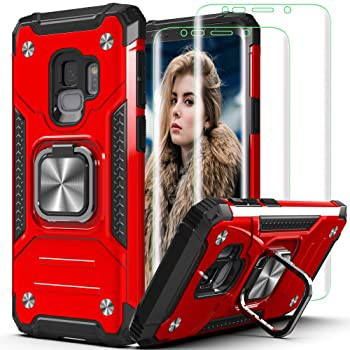 S9 Case Samsung Galaxy S9 Case with 3D Curved...