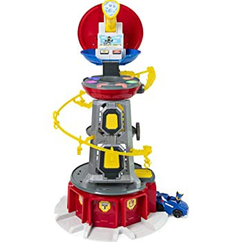 PAW Patrol  Mighty Pups Super PAWs Lookout To...