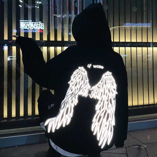 レディースファッション 天使の羽が背中にプリン...
