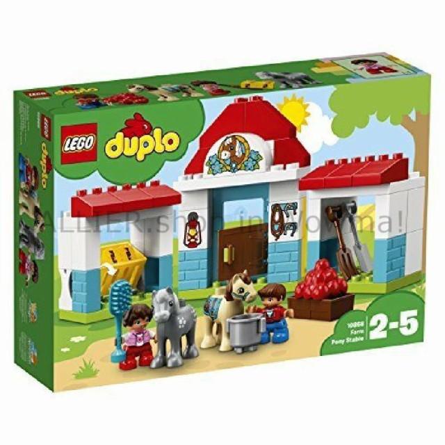 LEGO レゴブロック No.10868/ファームポニー Farm...