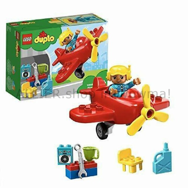 LEGO レゴブロック No.10908/飛行機 Aircraft Pla...