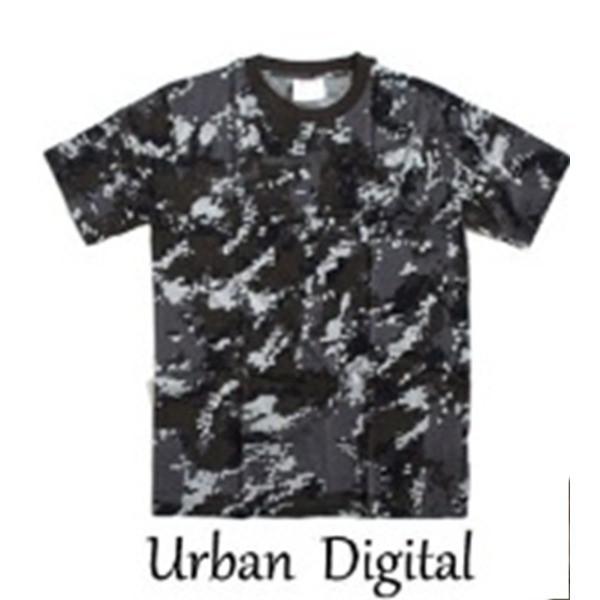 カモフラージュ Tシャツ( 迷彩 Tシャツ) JT048Y...
