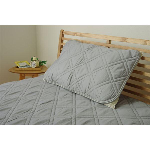 枕パッド 洗える なめらか 『モダール 枕パッド』...