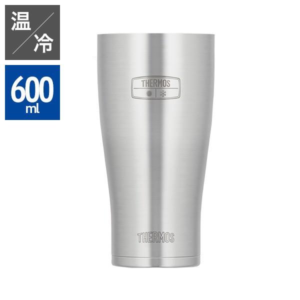 サーモス 真空断熱タンブラー 600ml JDE-600 ステ...