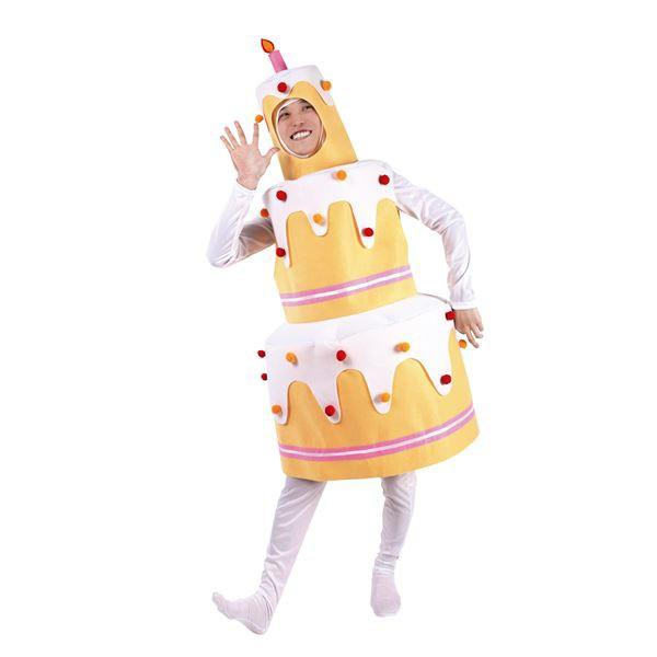 【コスプレ】ビッグケーキちゃん 【送料無料】
