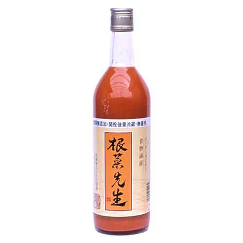 研醸株式会社 人参濃縮汁 根菜先生 720ml
