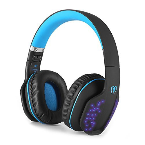 ゲーミング ヘッドセット PS4 Bluetooth 4.1 ワイ...