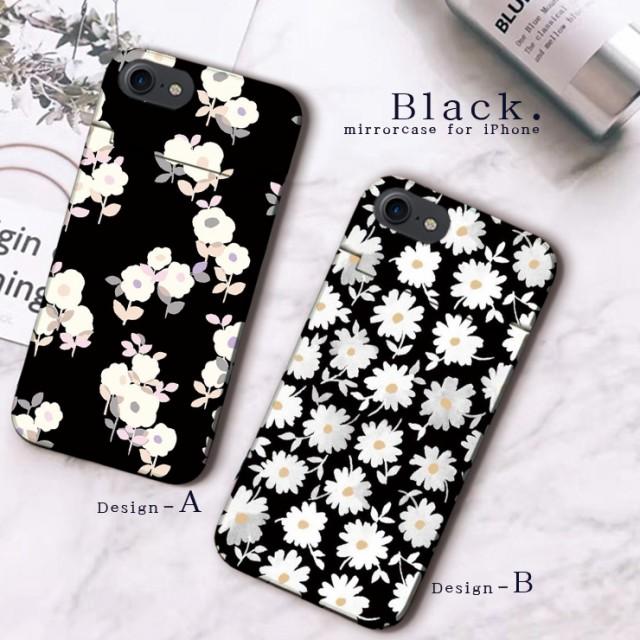 iPhone8 ケース iPhone8Plus アイフォン8 ミラー...