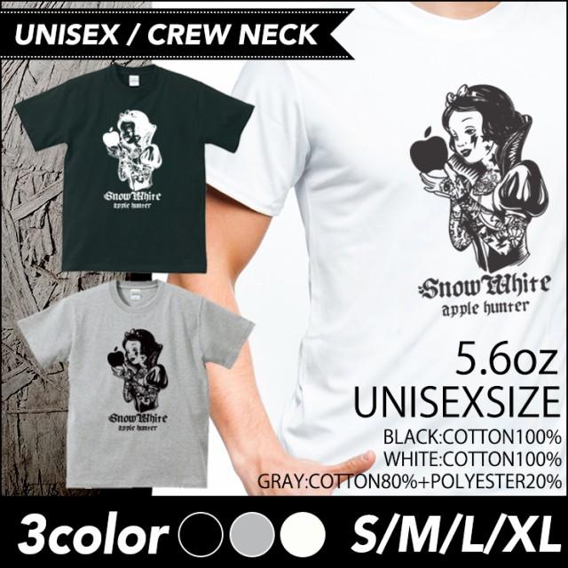 ◆送料無料◆Tシャツ スノーホワイト snow white ...