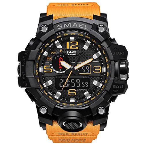 腕時計 メンズ SMAEL腕時計 メンズウォッチ 防...