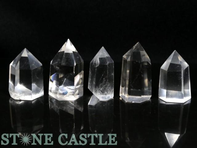 ☆置石一点物☆【天然石 置き石】ポイント型 水晶...