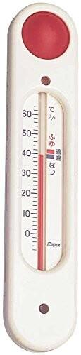 エンペックス気象計 温度計 元気っ子 浮型湯温計 ...