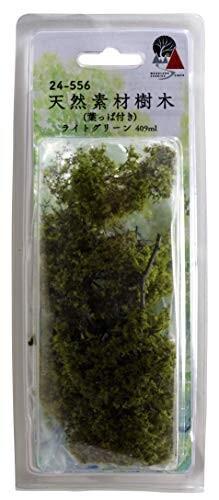 KATO ジオラマ用品 天然素材樹木 葉っぱ付き ライ...