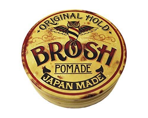 BROSH(ブロッシュ) BROSH mini ORIGINAL POMADE 4...