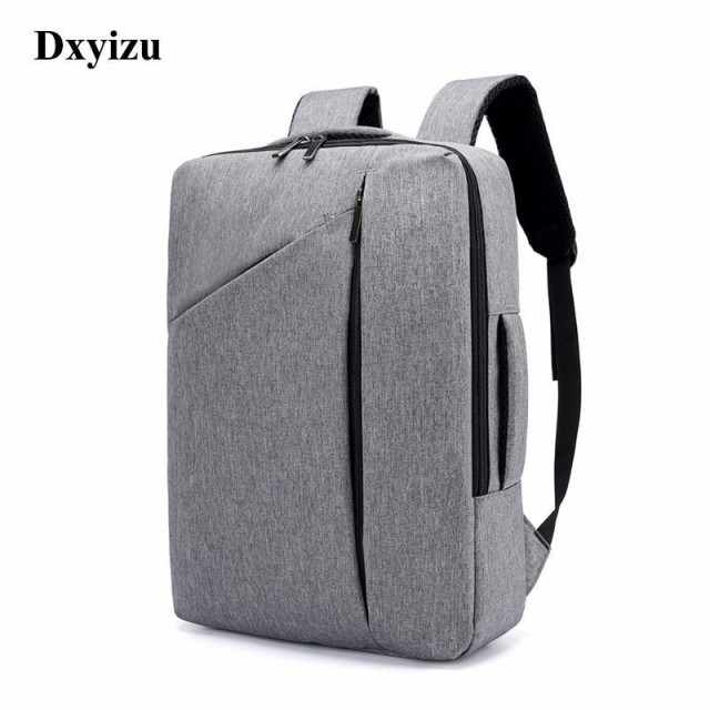 DXYIZU人デザイナーバックパック男性大容量バック...