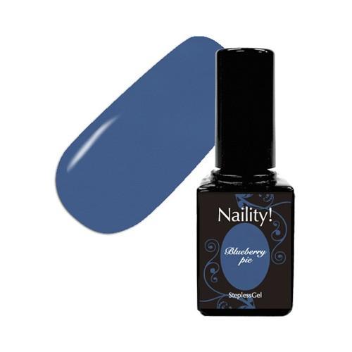 Naility! ステップレスジェル 351 ブルーベリーパ...