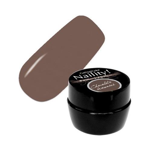 Naility! ジェルネイルカラー 349 チョコレートブ...
