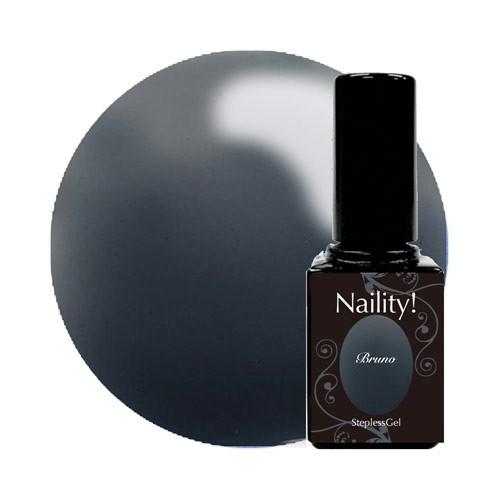 Naility! ステップレスジェル 406 ブルーノ 7g 【...