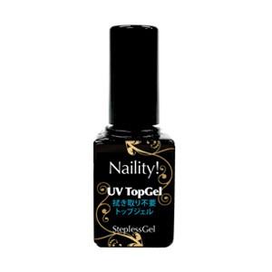 Naility! ステップレスジェル UVトップジェル(ハ...