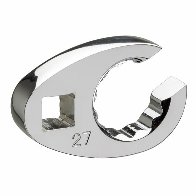 """1/2""""(12.7mm) クローフットレンチ 27mm STRAIGHT/..."""