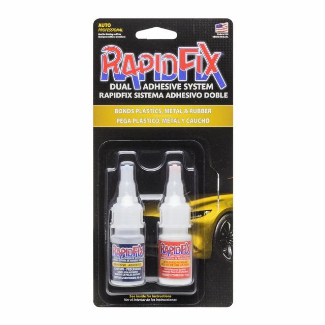 超強力瞬間接着補修剤 Rapidfix(ラピッドフィック...