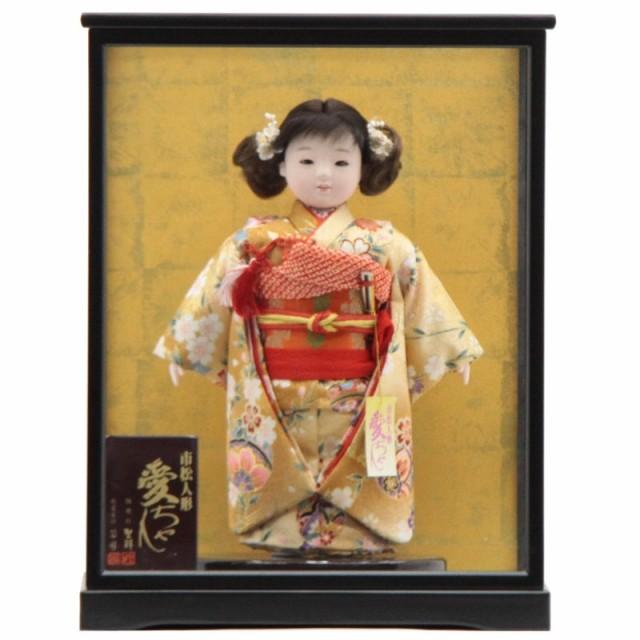 雛人形 ケース入り市松人形[幅33cm][it-1086] 雛...
