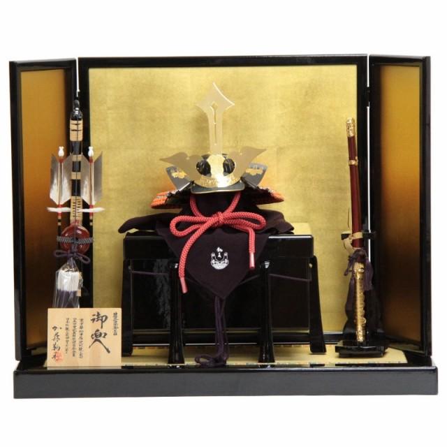 五月人形【アウトレット】 兜平飾り【豊臣秀吉】1...