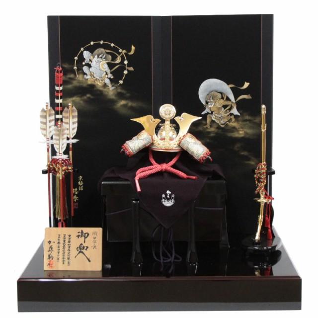 五月人形 兜 平飾り 1/3 幅65cm gk107/2gs1048 22...