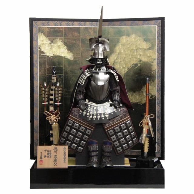 五月人形 鎧 平飾り 10号 幅80cm gk55/2gs1072 22...