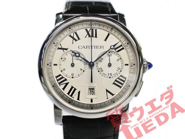 【Cartier】カルティエ ロトンド ドゥ カルティエ...