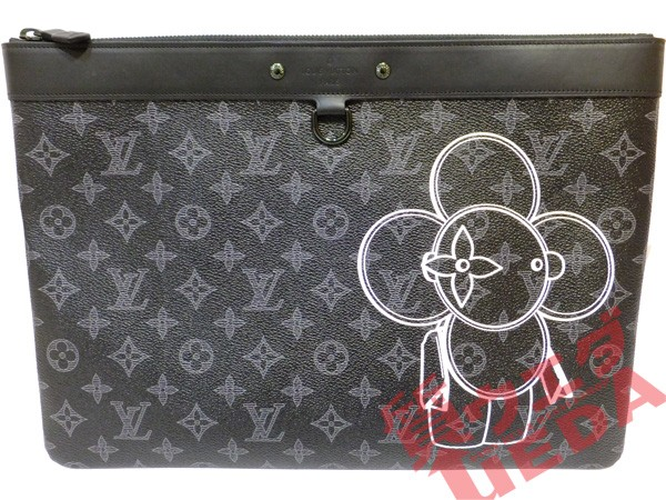 【LOUIS VUITTON】ルイヴィトン クラッチバッグ ...