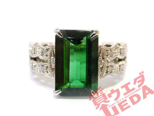 【JEWELRY】ジュエリー リング 指輪 Pt900 プラチ...