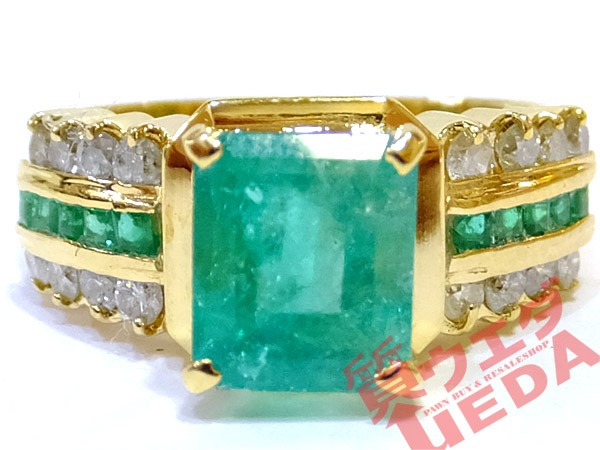 【JEWERLY】ジュエリー リング 指輪 ダイヤモンド...