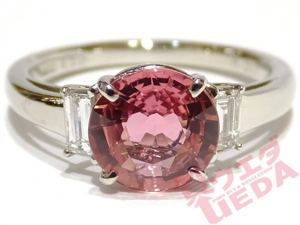 【天白】【JEWELRY】リング 指輪 Pt900 サファイ...