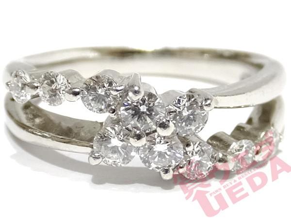 【天白】【JEWELRY】リング 指輪 Pt900 プラチナ ...