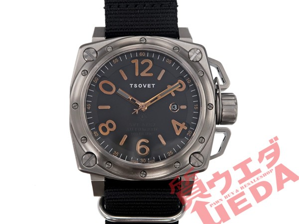 【TSOVET】ソベット SVT-AX87 裏スケルトン SS 黒...