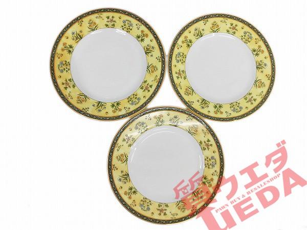 【WEDGWOOD】ウェッジウッド 皿 3枚セット 20.5c...
