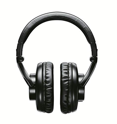 Shure SRH440 Professional Studio Headphones (B...