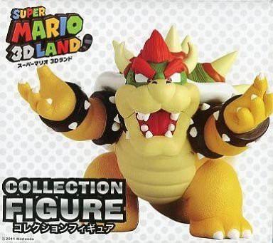 スーパーマリオ 3Dランド コレクションフィギュア...