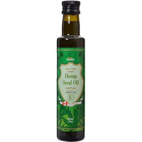 有機食用麻の実油 230g