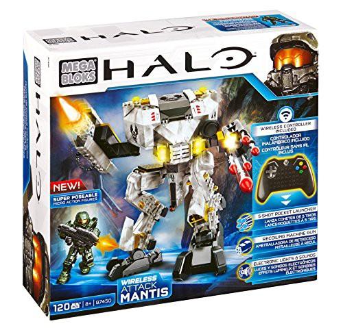 メガブロックMega Bloks Halo Wireless Attack Ma...